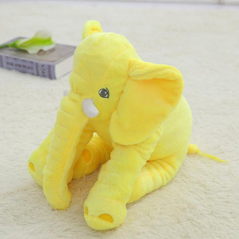Cute Elephant Pillow - Small & Big Size