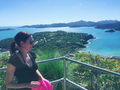 Hamilton island bushwalking trails views