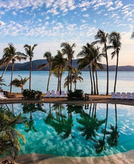 Hamilton Island resort pool