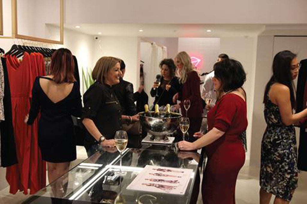DIIDA HOSTS ITS 1ST VIP SHOPPING NIGHT
