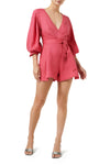 Phoenix Mini Dress - Fuchsia