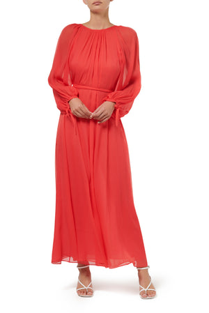 Calypso Maxi Dress - Watermelon
