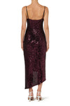 Mimi Slip Dress - Boysenberry
