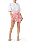 Phoenix Mini Skirt - Fuchsia