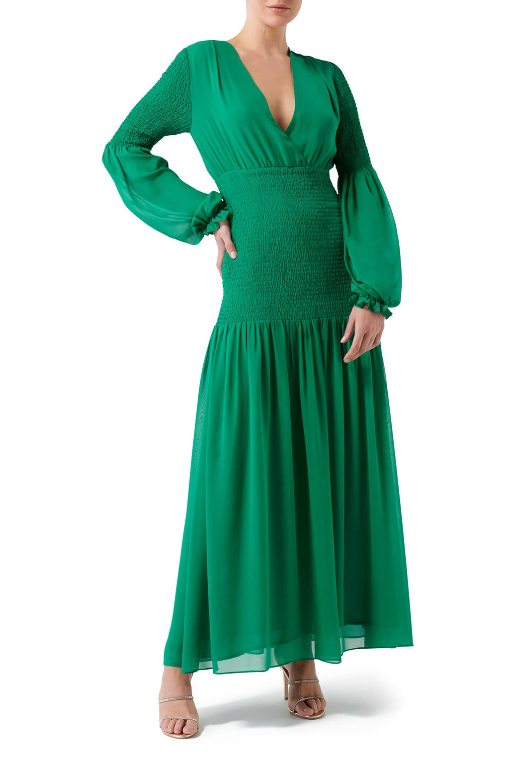 The Ithica Maxi - Green