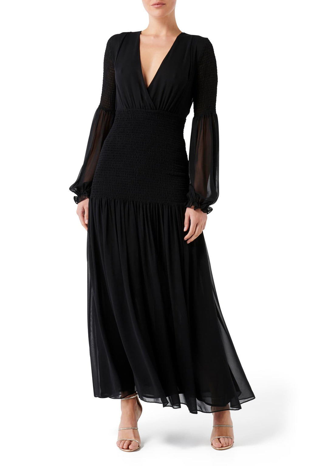 The Ithica Maxi - Black