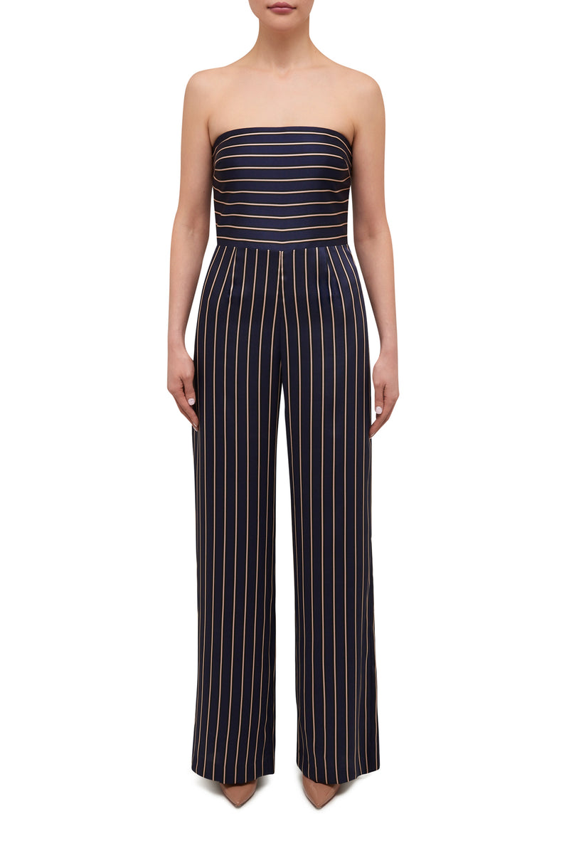 Earn Your Stripes Jumpsuit