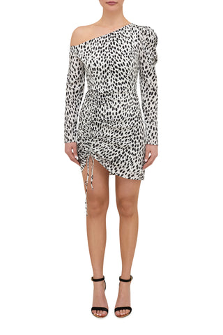 Wild at Heart Mini Dress - Animal
