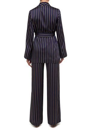 Earn Your Stripes Lounge Jacket