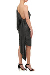 Electra Mini Drape Dress