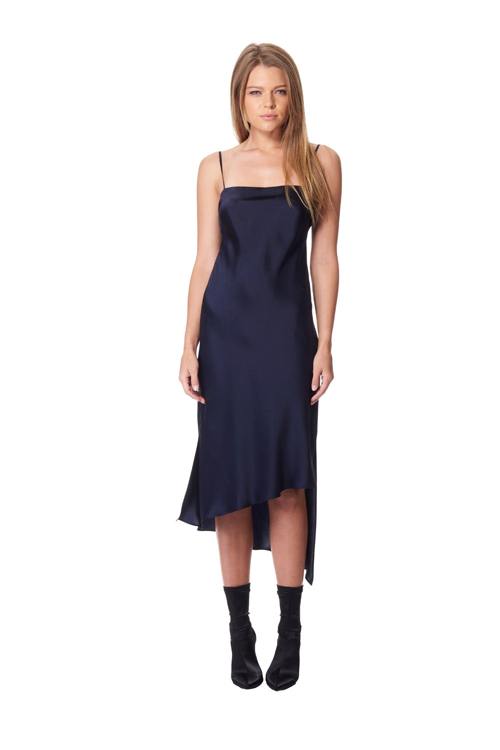 Mimi slip dress - Navy