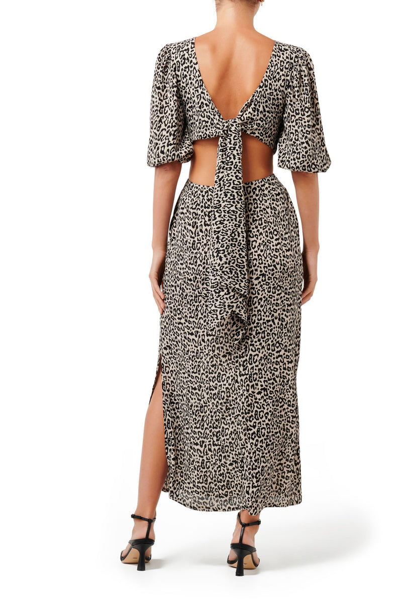 Faith Over Fear Maxi Dress