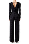 Ciara Wide Leg Pant - Black