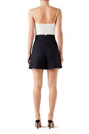 Harlem Short - Black