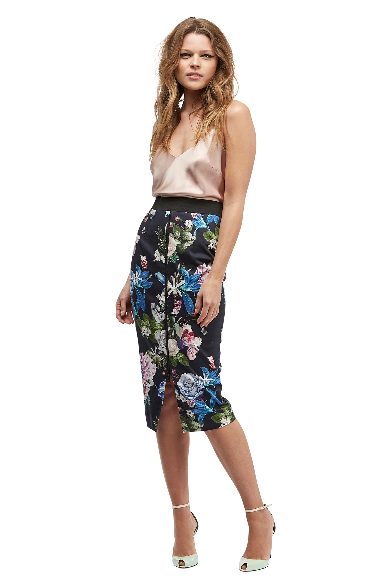 The Loulouthi skirt