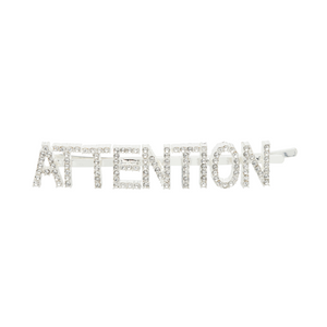 Attention Clip - SILVER