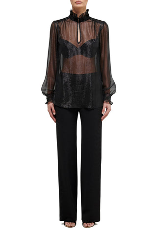 Bianca Blouse - Sheer