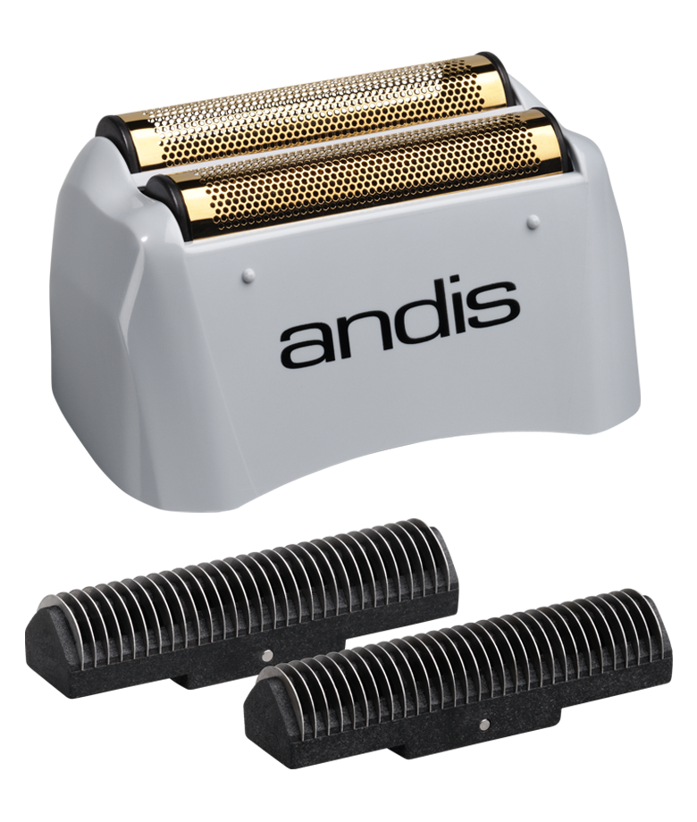 Andis ProFoil™ Lithium Titanium Foil Assembly and Inner Cutters