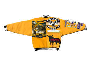 "MY FAVORITE TEE BOMBER JACKET in ""Goldenrod II"""