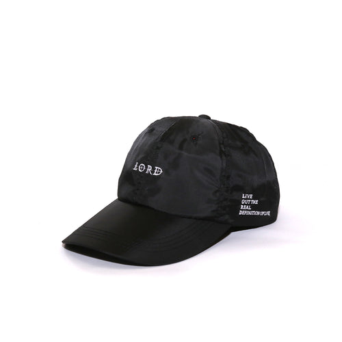 L..O.R.D FLIGHT BASEBALL CAP