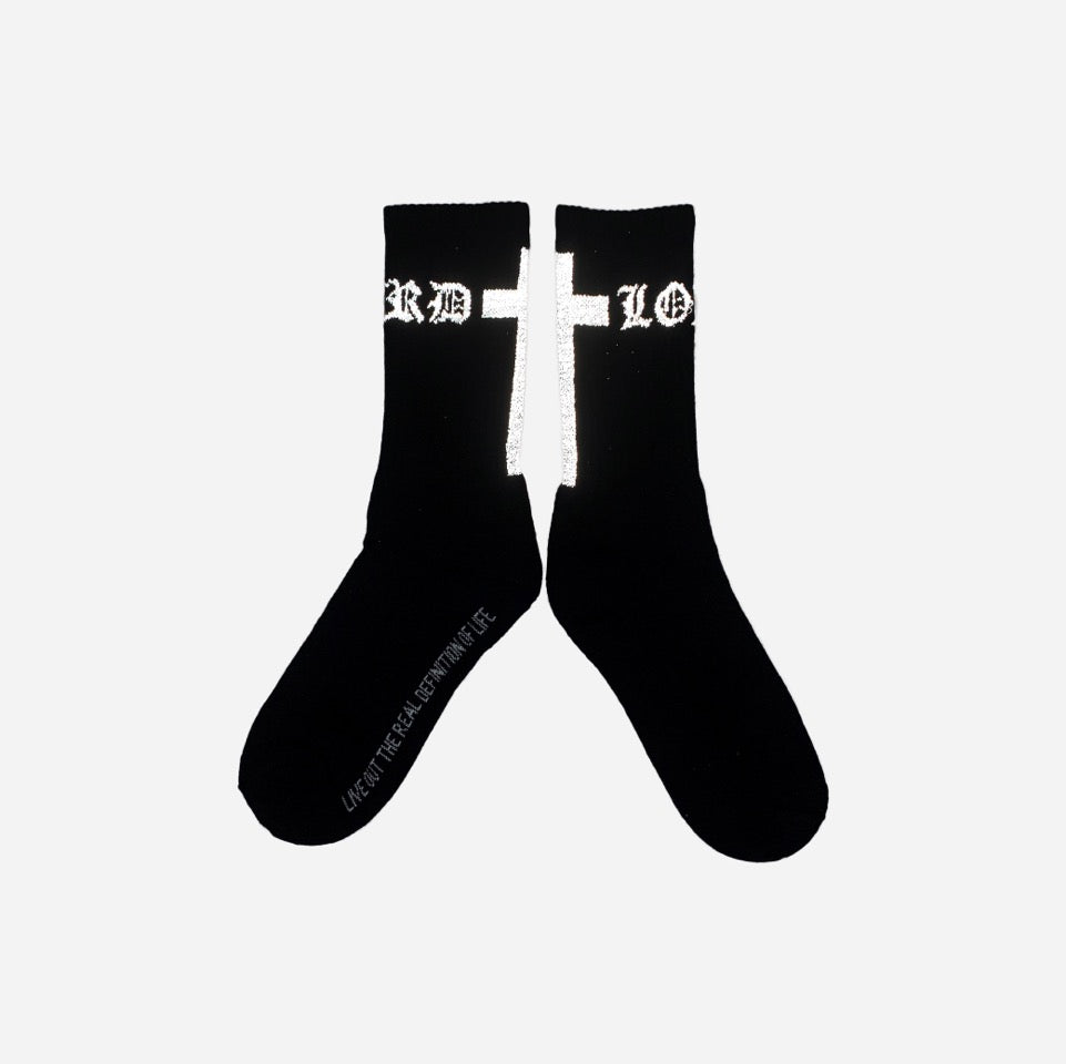 LORD cross reflective socks