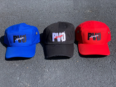 """PVØ Lifestyle"" military hat"