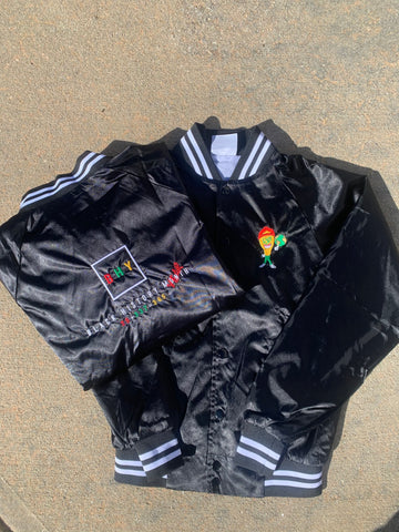 Black History YEAR bomber jacket