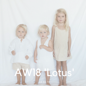 AW18 'Lotus' Collection