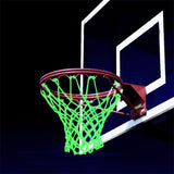 Filet De Basket Vert Fluorescent