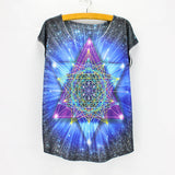 "T-shirt ""Vibration"" - 3 styles disponibles"