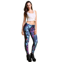 Legging Fluorescent