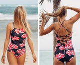 Monokini Out Beach