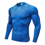 T Shirt de Compression Rashgard Manches Longues