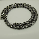 Bracelet/Collier Dragon en Acier Inoxydable