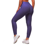 God Bless Fitness™ - Legging Push Up Anti Cellulite (Masse et détruit la cellulite pour de jolies courbes)