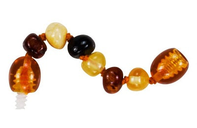 Amber Bead Extention - Mixed