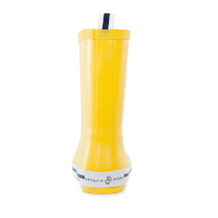 Kids' Rubber Gumboot Yellow