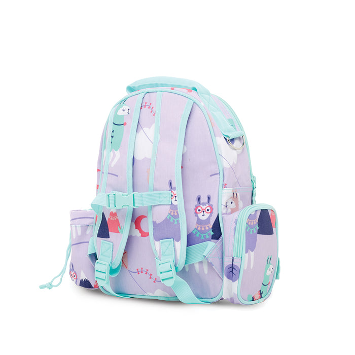 Medium Backpack - Loopy Llama