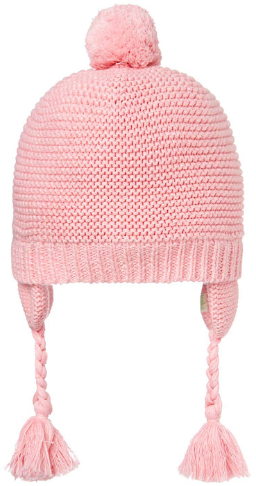 Brooklyn Organic Earmuff Beanie - Blush
