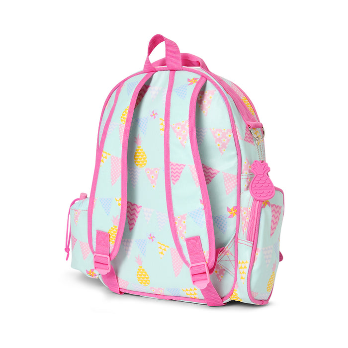 Large Backpack - Pineapple Bunting