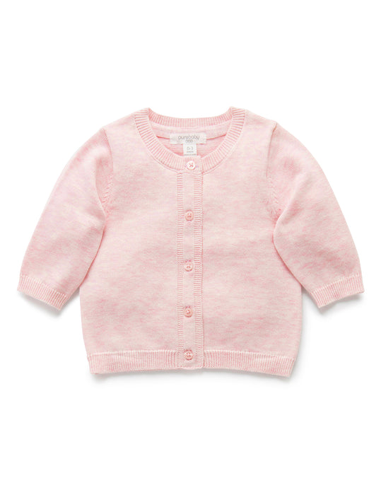 100% Organic Cotton Cardigan
