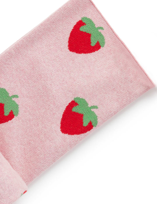 Strawberry Blanket