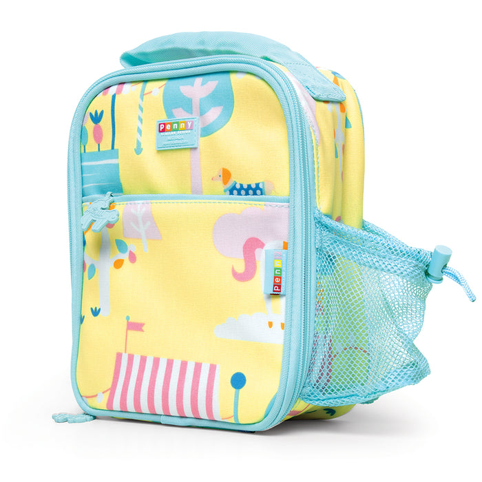 Bento Cooler Bag with Pocket - Park Life