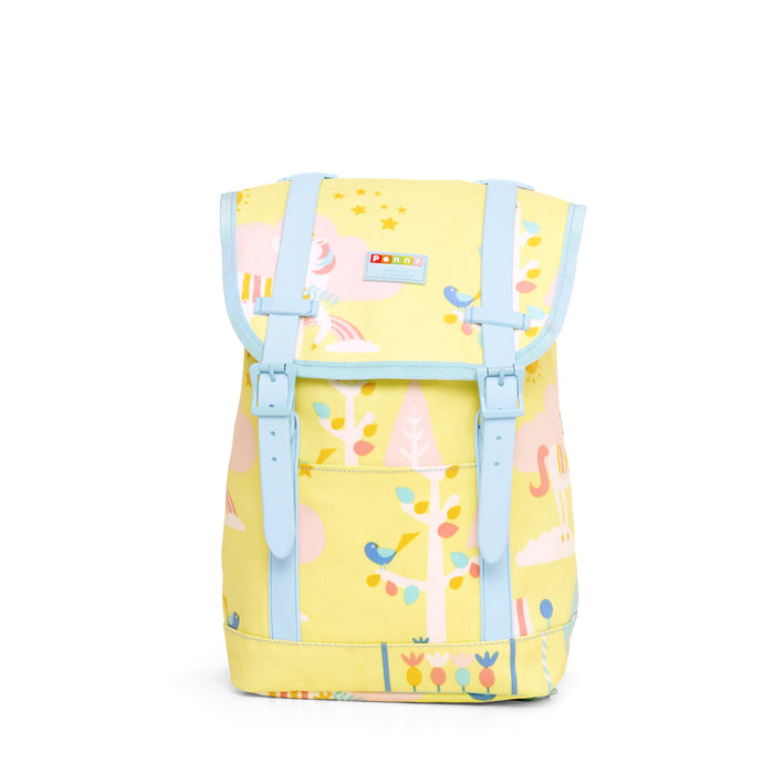 Buckle Up Backpack - Loopy Llama