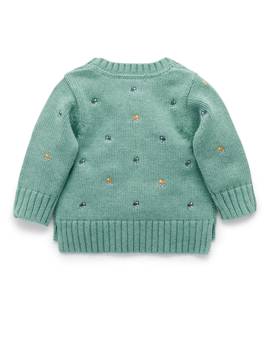 Tiny Tractors Jumper