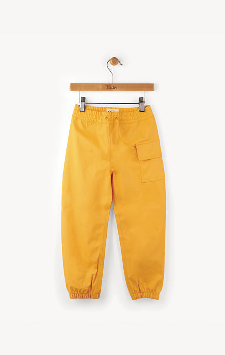 Splash Pants - Yellow