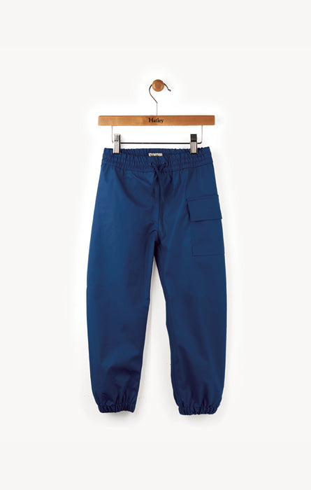 Splash Pants - Navy