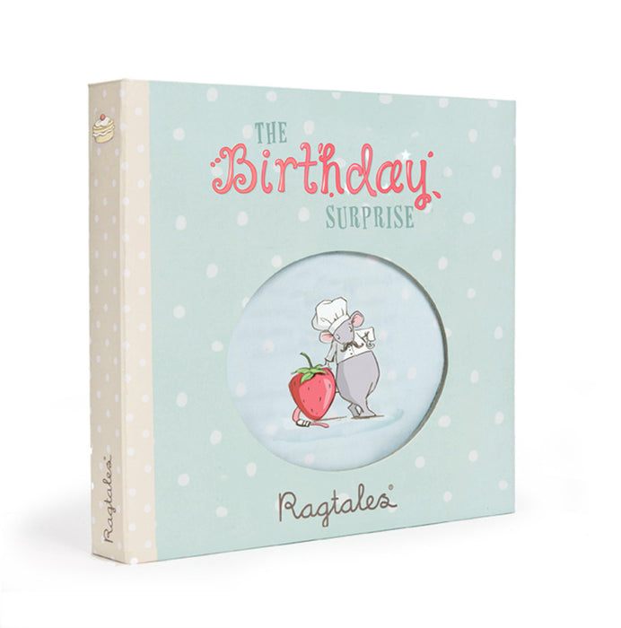 Rag Book Birthday Surprise