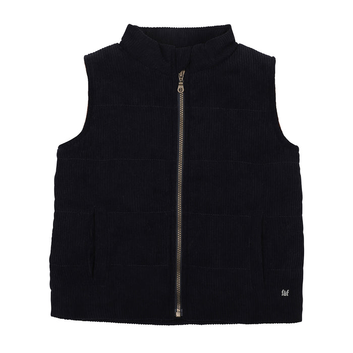The Woods Cord Vest