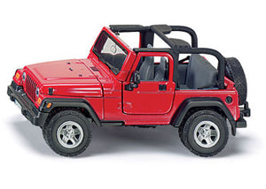 Jeep Wrangler - 1:32 Scale